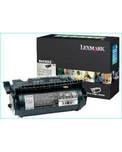 64416XE - Tonerkassette prebate (32.000 S.) Lexmark Optra T-644