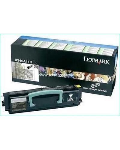X340A11G - Lexmark Prebate Toner (2.500 S.) - X-340, 342