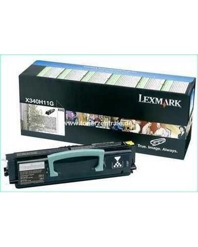 X340H11G - Lexmark Prebate Toner (6.000 S.) - X-342