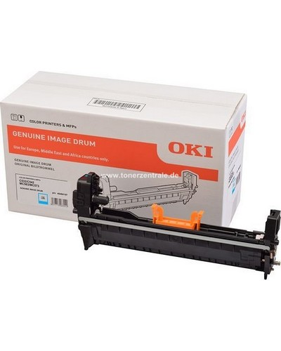 OKI C532, MC573 Bildtrommel 46484107 - 30.000 Seiten Cyan
