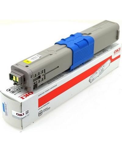 OKI C310 C510 - Toner 44469704 Yellow 2.000 Seiten