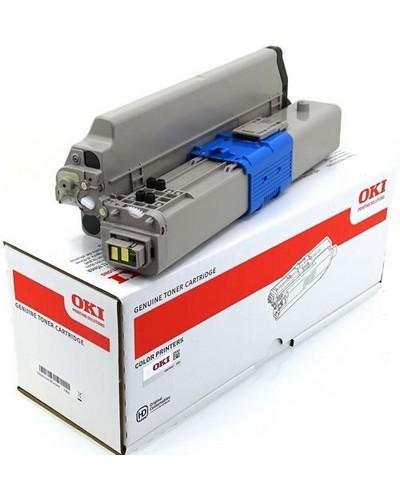 OKI C510, C530, MC561 Toner 44469804 Schwarz 5.000 Seiten