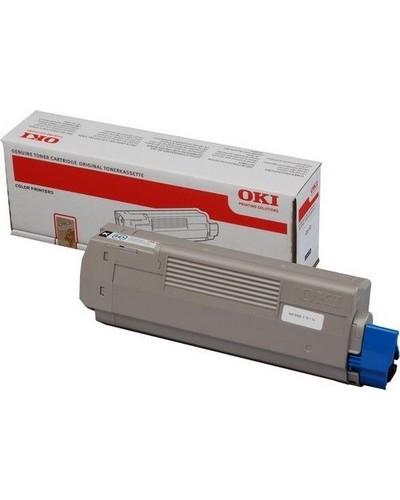 OKI C610 - Toner 44315308 - 8.000 Seiten Schwarz