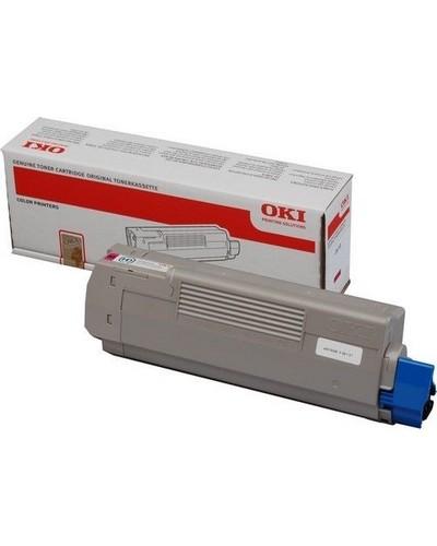 OKI C610 - Toner 44315306 - 6.000 Seiten Magenta