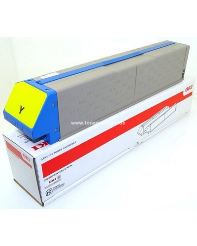 Oki C931, 941 - 45536413 Toner - 24.000 Seiten Gelb