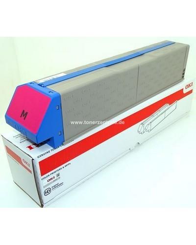 Oki Toner 45536506 - 38.000 Seiten Magenta