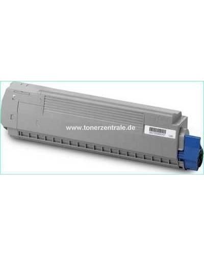OKI MC851 MC861 - Toner 44059167 - 7.300 Seiten Cyan