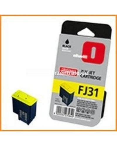 (B0336) FJ31 - Olivetti Tinte Schwarz für FAX-LAB 250-275 300-10-50-60 400