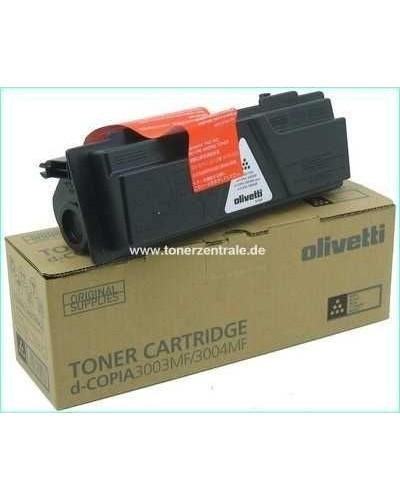 Olivetti d-Copia MF3003 - Olivetti Toner B1009 -  3.000 Seiten Schwarz