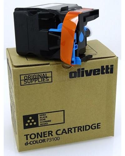 Olivetti D-Color P 3100 - Toner B1121 - 5.000 Seiten Schwarz