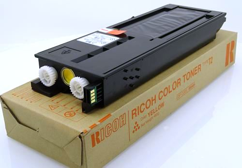 Ricoh Aficio Color 3232 - Toner 888484 TypeT2 - 17.000 Seiten Yellow