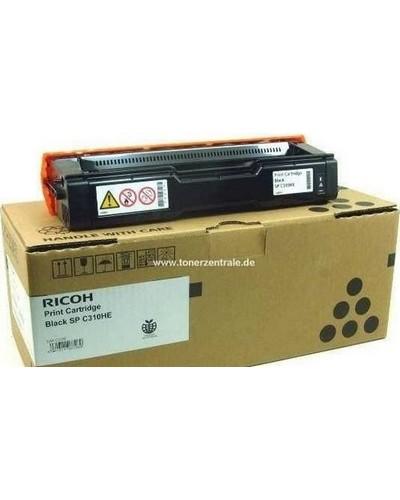 Ricoh Aficio SP-C310 - Toner 406348 RHC310EK - 2.500 Seiten Schwarz