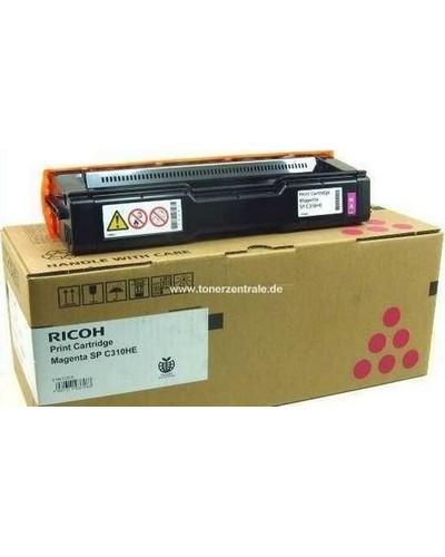 Ricoh Aficio SP-C320 - Toner 406350 RHC310EM - 2.500 Seiten Magenta
