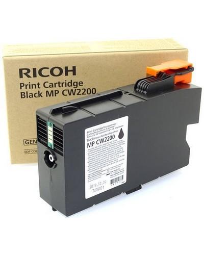 Ricoh MP CW 2200 Druckpatrone  841635 Schwarz 200ml