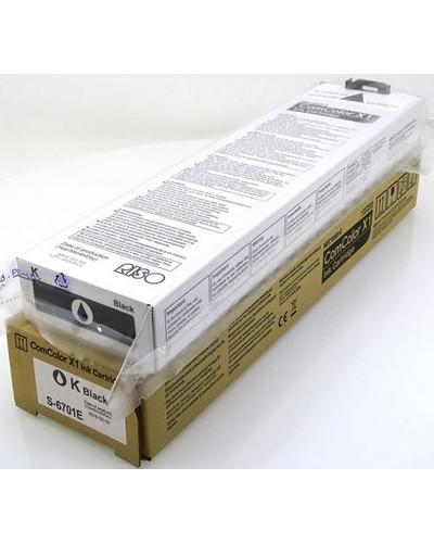 Riso ComColor 3110 - Tinte S6701E - 1.000ml Schwarz