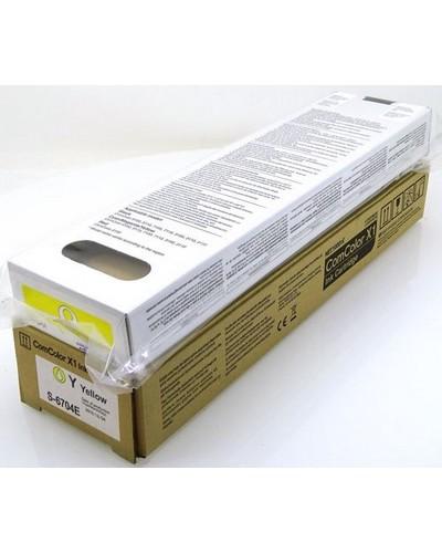 Riso ComColor 3110 - Tinte S6704E - 1.000ml Yellow