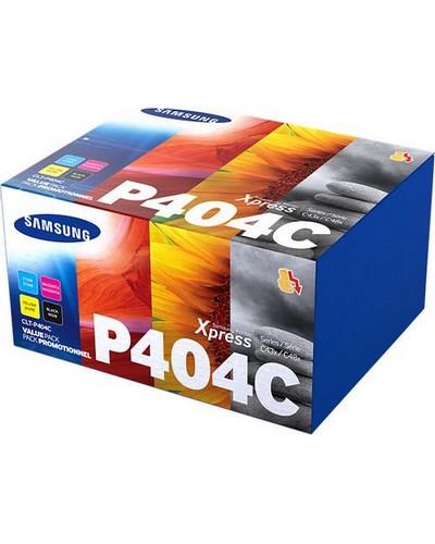 Samsung C430 - MultiPack CLTP404CELS HP SU365A Schwarz, Cyan, Magenta, Yellow