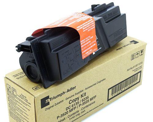 UTAX TA P-3520MFP, P3525MFP - Toner 613511015 - 7.200 Seiten Schwarz (passt vermutlich auch für die 613511010 Typen)