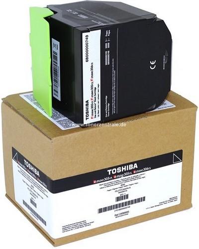 Toshiba E-Studio 305CS Toner T305PKR Schwarz 6.000 Seiten