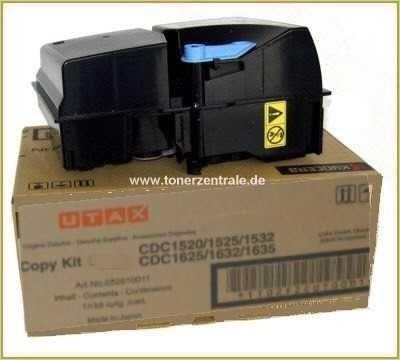 Utax DCC 2520 - Toner 652010010 652010115 - 15.000 Seiten Schwarz font color=orangeACHTUNG! Artikel eingestellt. Mögliche Alternativen bitte anfragen!/font
