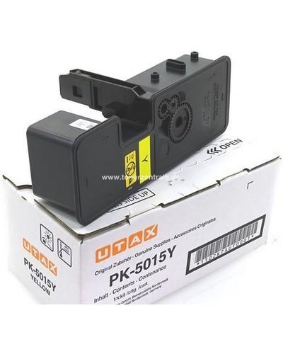 Utax PC2650 Toner PK5015Y Yellow 3.000 Seiten