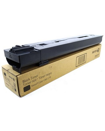 Xerox Colour C 60 - Toner 006R01655 006R01521 - 30.000 Seiten Schwarz