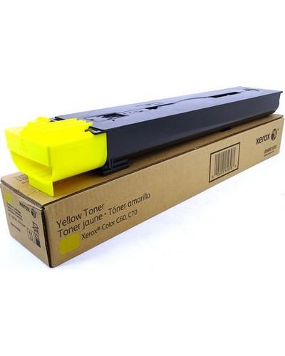 Xerox Colour C 60 - Toner 006R01658 006R01522 - 34.000 Seiten Yellow