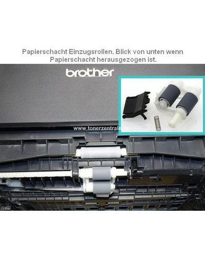 Brother PZ-Kit 1 - LY5384001 Papierschacht Einzugsrollen Kit LU9244001