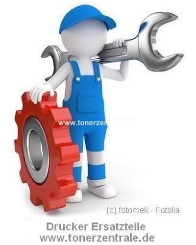 Drucker Ersatzteile, Einzugsrollen, Papierschächte...