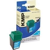 KMP H2 26 - Refill Schwarz Tintenpatrone  f&#252;r Hewlett-Packard <font color=orange>ACHTUNG! Artikel eingestellt. M&#246;gliche Alternativen bitte anfragen!</font>