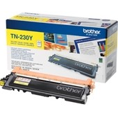 Brother Toner TN230Y Yellow 1.400 Seiten