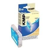 KMP B10 Marken Tintenpatrone kompatibel mit Brother LC1000 Cyan