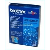 Brother LC1100C Tintenpatrone 325 Seiten 7,5ml Cyan