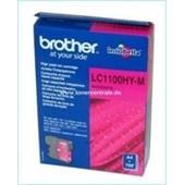 Brother LC1100M Tintenpatrone 325 Seiten 7,5ml Magenta