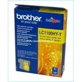 Brother LC1100Y Tintenpatrone 325 Seiten 7,5ml Yellow