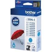 Brother MFC-J4620 - LC225C XL Tintenpatrone - 1.200 Seiten Cyan