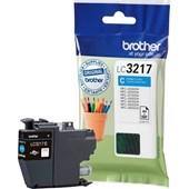 Brother MFCJ6530 - LC3217C Druckerpatrone - 550 Seiten Cyan
