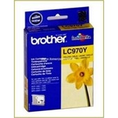 Brother Tintenpatrone LC-970Y Yellow