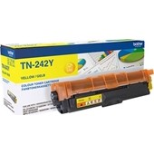 Brother HL 3142 - Toner TN242Y - 1.400 Seiten Yellow