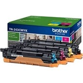 Brother MultiPack TN243 Bk,C,M,Y 1.000 Seiten