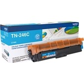 Brother HL 3142 - Toner TN246C Cyan 2.200 Seiten