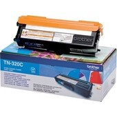 Brother Toner TN-320C - 1.500 Seiten Cyan
