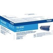 Brother HLL8260, 8410 - Toner TN423C Jumbo - 4.000 Seiten Cyan