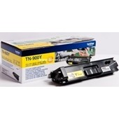 Brother Toner TN-900Y - Doppelpack je 6.000 Seiten Yellow