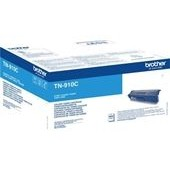 Brother HLL9310, MFCL9570 - Toner TN910C Ultra-Jumbo - 9.000 Seiten Cyan