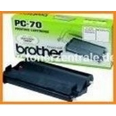 Brother Thermotransfer-Rolle PC-70 - 1 x 144 Seiten incl. 1 Kassette