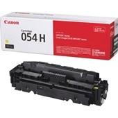 Canon LBP640 Toner 054H Yellow 2.300 Seiten