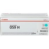 Canon 059HC Toner 13.500S. Cyan