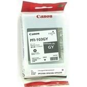 Canon IPF5000, 6200 - PFI101GY Druckerpatrone - 130ml Grau-Mittel