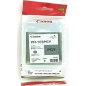 Canon IPF5000, 6200 - PFI101PGY Druckerpatrone - 130ml Grau-Hell